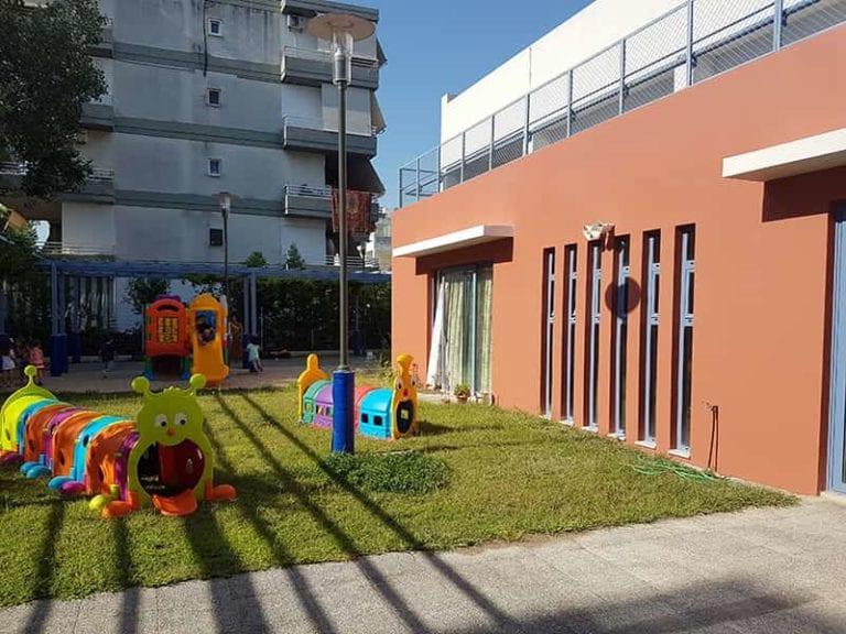 Online οι εγγραφες & επανεγγραφές στους παιδικούς σταθμούς Δήμου Ηρακλείου