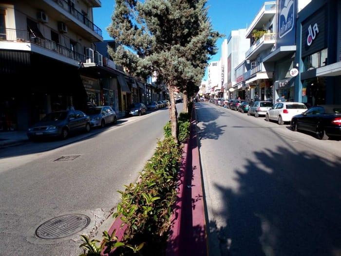 H N. Iωνία αντιμέτωπη με τον κορωναϊό. Ρεπορτάζ της ΙΟΝΙΑΝΕΤ στους δρόμους της πόλης