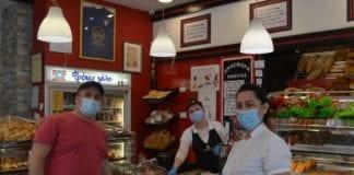 Αρτοποιεία - Ζαχαροπλαστική «ΣΑΜΠΑΝΗ» στη Νέα Ιωνία _ionianet.gr
