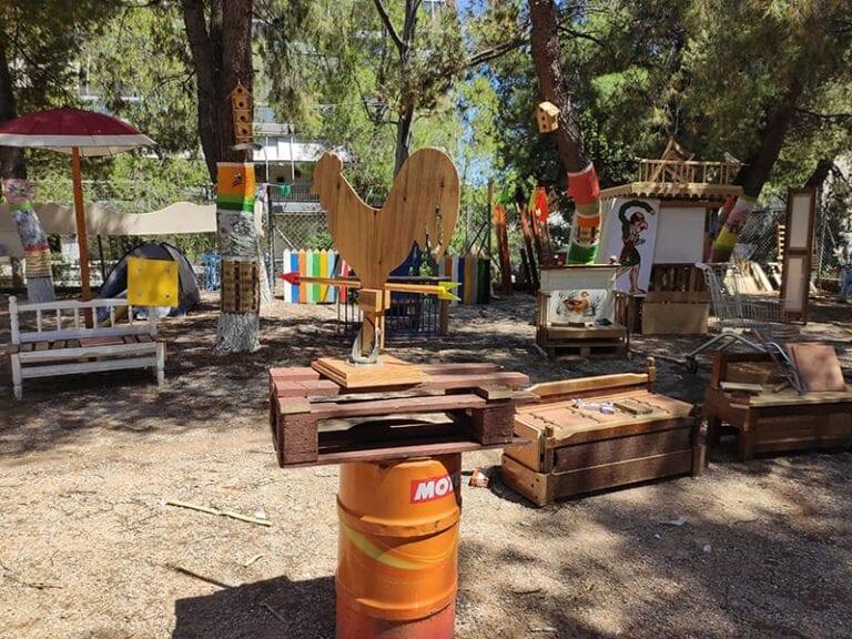 Δημιουργία Πάρκου Ανακύκλωσης στον Δήμο Ηρακλείου