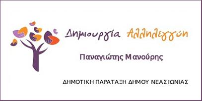 Ερωτήσεις της «Δημιουργία Αλληλεγγύη» στο δημοτικό συμβούλιο