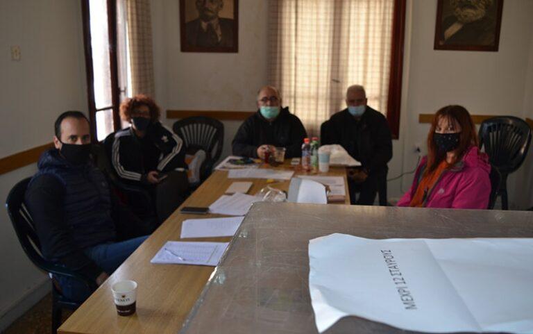 Ολοκληρώθηκαν οι εκλογές στον ΣΥΡΙΖΑ-Π.Σ στη Νέα Ιωνία για την Νομαρχιακή Επιτροπή B. Αθήνας-πρώτη σε 12 δήμους η δημ. σύμβουλος Νέας Ιωνίας κ. Αθυμαρίτου