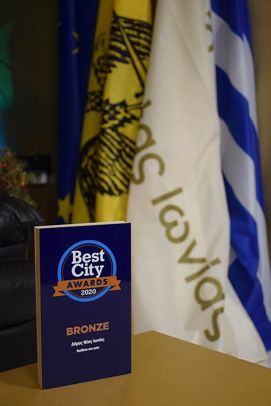 Best City Awards 2020